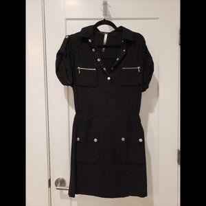 Kensie - Casual Black Dress - Size Small